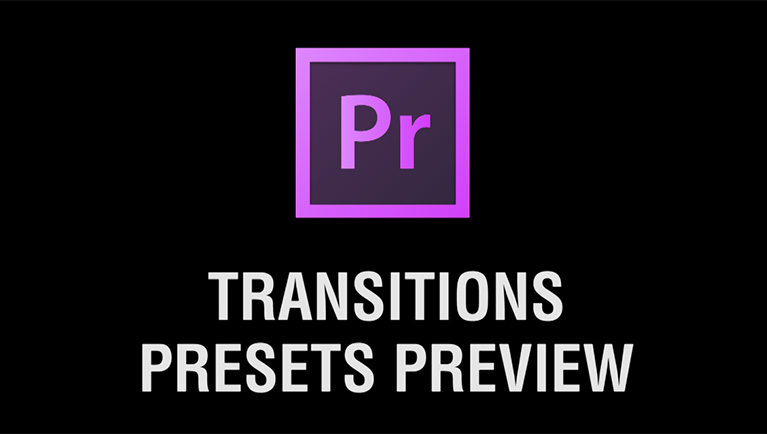 Learn about the Premiere Pro Transitions Effects