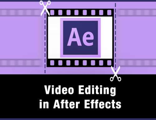 Learn how After Effects video editing works