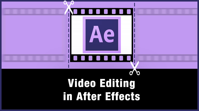 After Effects Video Edit