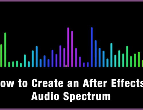 4 Ways to Create an After Effects Audio Spectrum Visualizer