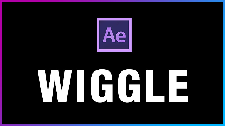 The Wiggle Expressions in After Effects